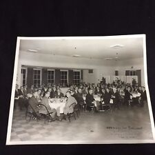 1970 Cummings & Lockwood Group Photo~Woodway Country Club Golf Outing Darien, CT