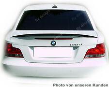 performance spoiler für BMW 1er coupé e82 2007-13 heckflügel lippe trunk lid neu