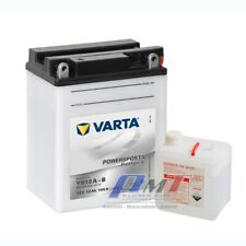 Varta Motorradbatterie Powersports YB12A-B 512015
