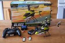 Blade 120 SR RC helicopter ready to fly +2 Batteries