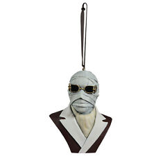 The Invisible Man Holiday Horrors Christmas Decor Ornament + Collector Box Gift