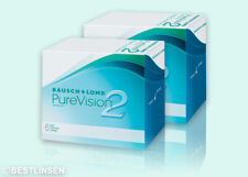 PureVision 2 HD Bausch&Lomb 2x6 Monatslinsen Night&Day