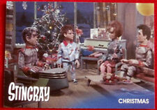 """STINGRAY - """"A Christmas to Remember"""" - CHRISTMAS - Card #38 - Unstoppable 2017"""