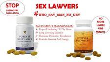 Forever MULTI- MACA - Promote libido & Bee Pollen 100% KOSHER HALAL, Free ship