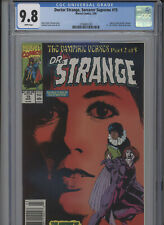DOCTOR STRANGE SORCERER SUPREME #15 MT 9.8 CGC WHITE PAGES THOMAS STORY GUICE AR