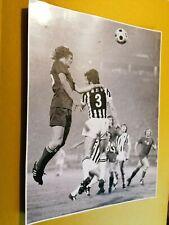 JUVENTUS FC - AJAX AFC 0:1, 1973 EC FINAL, GAME PHOTO