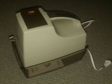Vintage Oster Snowflake Home Bar Electric Ice Crusher Tested & Working