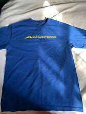 Anti Social Social Club T Shirt, Medium Blue Authentic, Tee