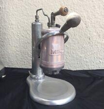Vintage lever coffee machine kaffeemaschine handhebel