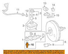 MERCEDES OEM 98-00 ML320 Hydraulic-Pressure Sensor 0015427518