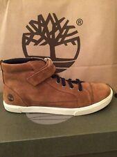 Timberland Kids Junior Boots Shoes ABERCORN CHUKKA BUNGEE UK 4 , US 4.5 EU 37