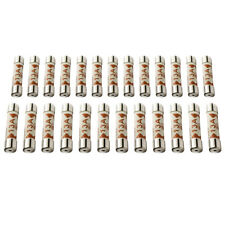 Pack of 25 fuses For Plug Top Household Mains 13amp Cartridge UKDJ 13a Fuse