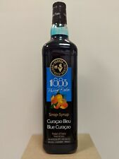 1883 de Philibert Routin Blue Curacao Flavoring Syrup - Set of 2 bottles - 1L