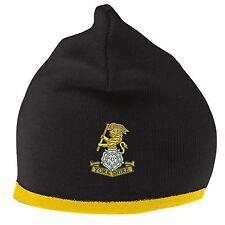 Yorkshire Regiment Beanie Hat with Embroidered Logo