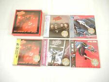April Wine JAPAN 5 titles Mini LP SHM-CD PROMO BOX SET