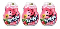 Kool-Aid Watermelon Flavor Enhancer Liquid Drink Mix 3 Bottle Pack