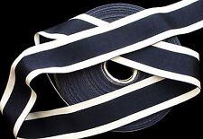 1 metre full size medal ribbon: Royal Navy Long Service and Good Conduct Medal
