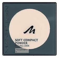 Manhattan Make-up Gesicht Soft Compact Powder Nr. 10 1 Stk.