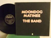 "The Band,Cap.""Moondog Matinee"",US,LP,stereo,original pressing,classic rock,Mint"