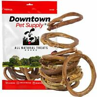 All Natural Bully Stick Rings Value Packs