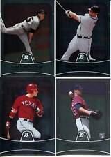 2010 Bowman Platinum Baseball Pick Your Player
