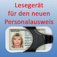 Personal Ausweis Lesegerät neuer elektronischer Perso Leser RFID NFC Chip Karte