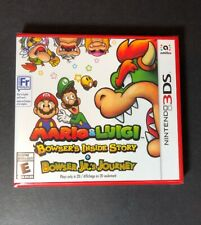 Mario & Luigi [ Bowser's Inside Story + Bowser Jr.'s Journey ]  (3DS) NEW