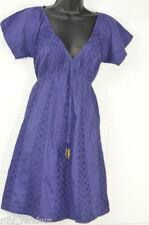 Vestiti da donna tunica di cotone