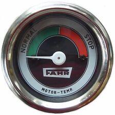 Fernthermometer mechanisch 60 mm für luftgekühlte Motoren für Fahr Traktor