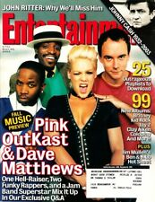 Entertainment Weekly Magazine #730 September 26, 2003 Pink, Outkast, Johnny Cash