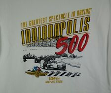 2020 Indianapolis 500 The Greatest Spectacle In Racing 104TH Running T-Shirt