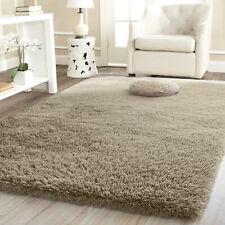 Fluffy Rugs Anti Slip Shaggy Rug Soft Floor Bedroom Carpet Mat Living Room Home