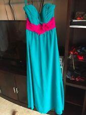 Chiffon Regular Sleeve & Formal Dresses for Bridesmaids