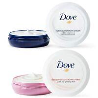 Dove Deep Rich Nourishment Cream, Non Greasy Intensive Moisturisation 150 ml