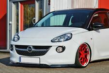 For Opel Adam Front Bumper Lip Cup Skirt Lower spoiler Chin Valance Splitter
