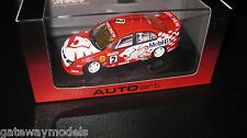 BIANTE 1/43 HOLDEN VX COMMODORE #2 JASON BRIGHT 2001 HRT V8 SUPERCARS #60162