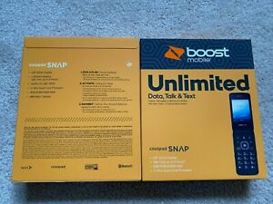 coolpad SNAP Boost Mobil 4G LTE  Prepaid Flip Phone 2