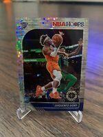 2019-20 NBA Hoops Premium Luguentz Dort Rookie RC #213 Pulsar Prizm OKC Thunder