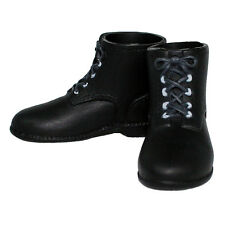 Infirmary Exclusives WWII US Black Short Boots for Female Figures 1:6 (5214g38)