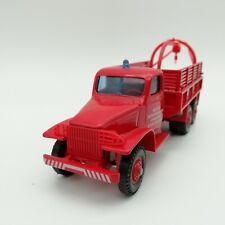 Solido Pompiers GMC dépannage 1/50