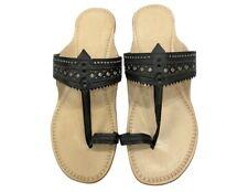 US Women Kolhapuri Chappals Flip Flop Sandal Slipper Leather Handmade Juti SS85