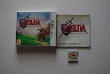 THE LEGEND OF ZELDA OCARINA OF TIME - NINTENDO 3DS