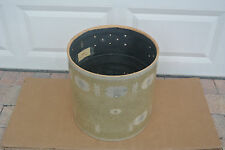 """Rogers USA 16"""" FLOOR TOM SHELL in SILVER SPARKLE for YOUR DRUM SET! LOT #C728"""