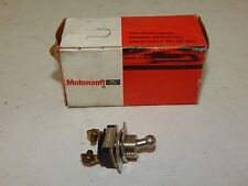 New OEM Ford Motorcraft Interior Switch Factory Part Number SW-327