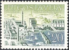 "Jugoslavia 1959 ""jufiz IV"" / stampex / BARCHE / città / trasporto / edifici IV (n26878)"