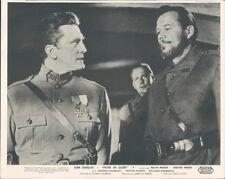 Paths Of Glory Original Lobby Card Kirk Douglas Ralph Meeker Stanley Kubrick
