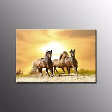 Print Canvas Horse Picture Poster Modern Painting Wall Art For Home Decor