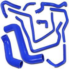 Kit 11 durites silicone refroidissement Subaru Impreza WRX/STI