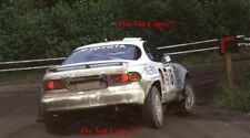 Marcus Gronholm Toyota Celica Turbo 4WD 1000 Lakes Rally 1993 Photograph 3