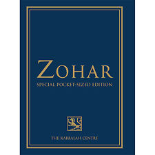Lot of 10 Mini Kabbalah Zohar Holy Book English/Arama
